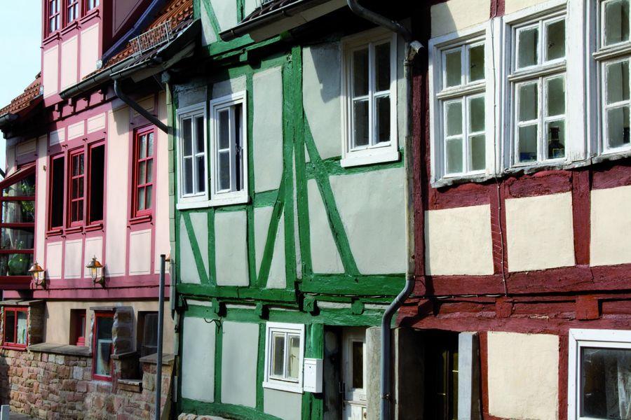 Nicht alle Fassaden können nachträglich gedämmt werden, zum Beispiel weil sie unter Denkmalschutz stehen.